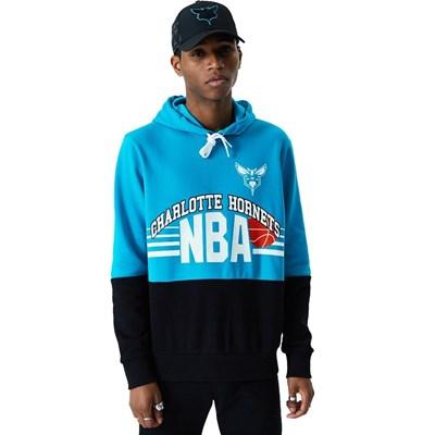 NBA Throwback Pullover Hoody - Charlotte Hornets