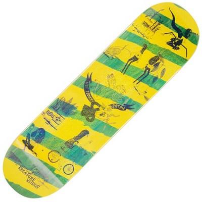 Snake Barf 8.6inch Skateboard Deck