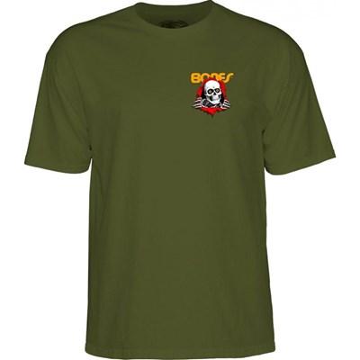 Ripper S/S T-Shirt - Military Green