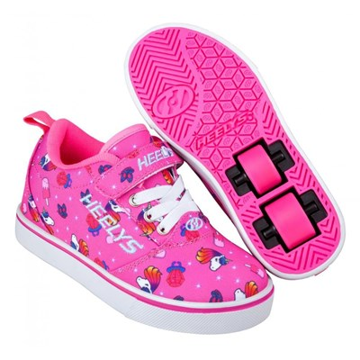 Pro 20 X2 Pink/Hot Pink Unicorns Kids Heely X2 Shoe