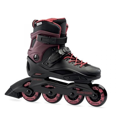 RB Cruiser Womens Inline Skate - Black/Sangria