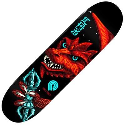 Peralta Flight™ 8.25Inch Skateboard Deck - Cab Dragon Wing
