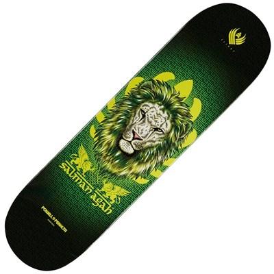 Skateboards|Skating Accessories|Skateboard Peralta Flight™ 8Inch Skateboard Deck - Salman Agah Lion 2