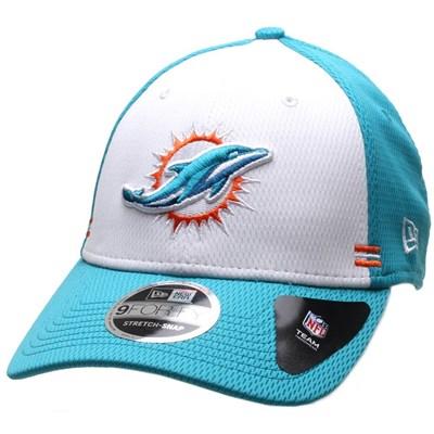 NFL Sideline 2020 940 Stretch Snap Cap - Miami Dolphins