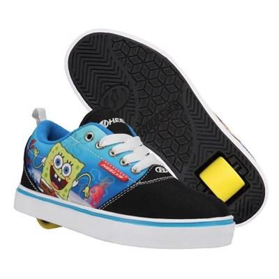 Pro 20 Prints Spongebob Kids Heely Shoe