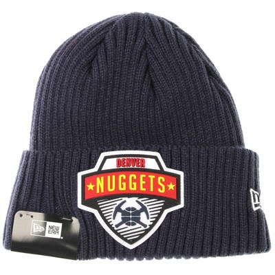 NBA 2020 Tip Off Knit Beanie - Denver Nuggets