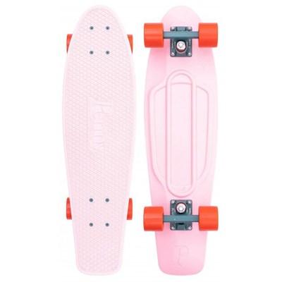 Complete Nickel 27inch Plastic Skateboard - Cactus Wanderlust