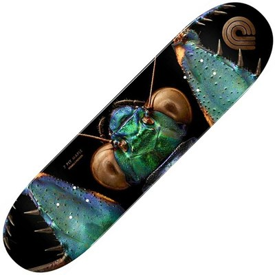Peralta LB Iridescent Bark Mantis #245 8.75inch Skateboard Deck