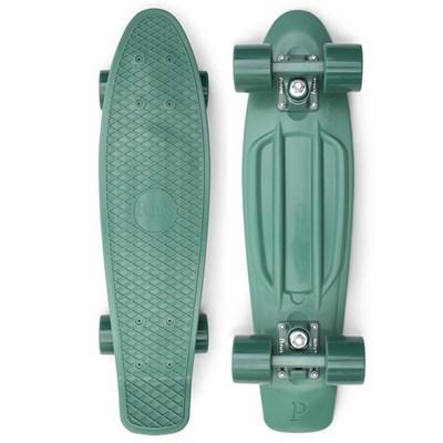 Complete 22inch OG Plastic Skateboard - Staple Green
