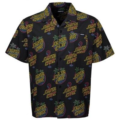 Glow Shirt S/S Shirt - Black