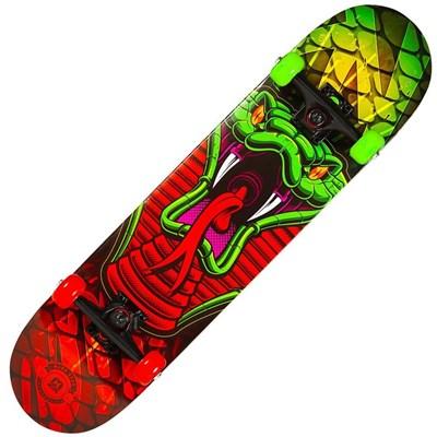 Pro Series Reptilia Complete Skateboard