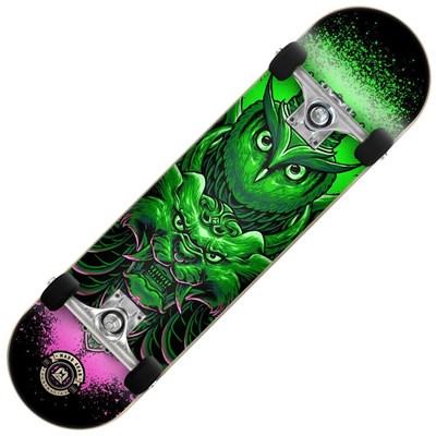 Pro Series Bubo Complete Skateboard