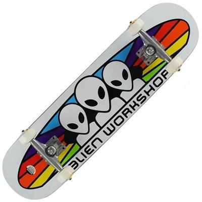 Spectrum 8inch Complete Skateboard