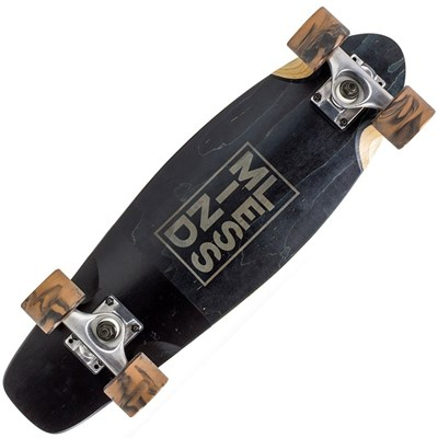 ML5170 Stained Daily III Complete Cruiser Board - Black