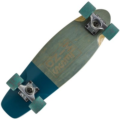 ML5170 Stained Daily III Complete Cruiser Board - Grey