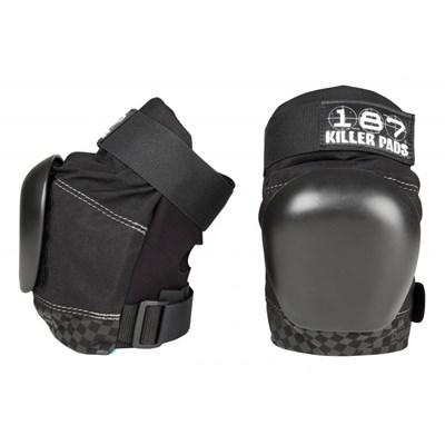 Pro Derby Black/Black Knee Pads