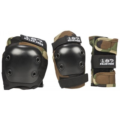 Junior Six Pack - Camo