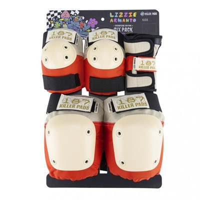Lizzie Armanto Junior Six Pack - Orange