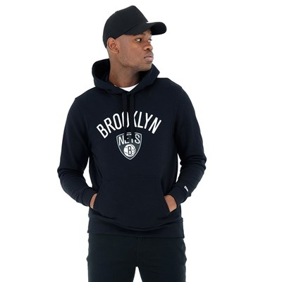 Team Logo Pullover Hoody - Brooklyn Nets