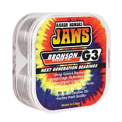 Aaron JAWS Homoki Pro G3 Bearings (8 Pack)