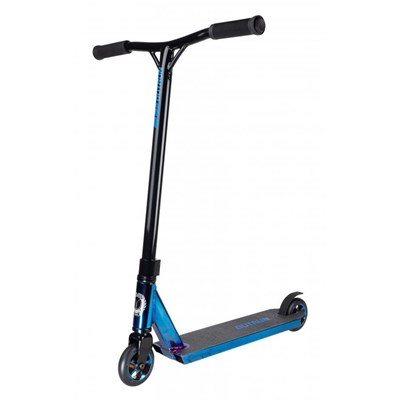 Outrun 2 FX Complete Stunt Scooter - Blue Chrome