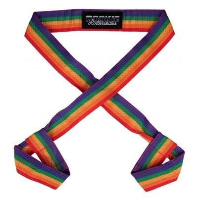 Skate Holder Carry Strap - Rainbow