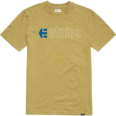 Clothing & Accessories Ecorp S/S T-Shirt - Mustard