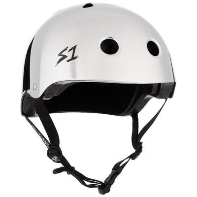 Lifer Helmet - Silver Mirror