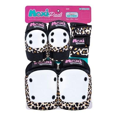 187 * Moxi Six Pack Set - Leopard