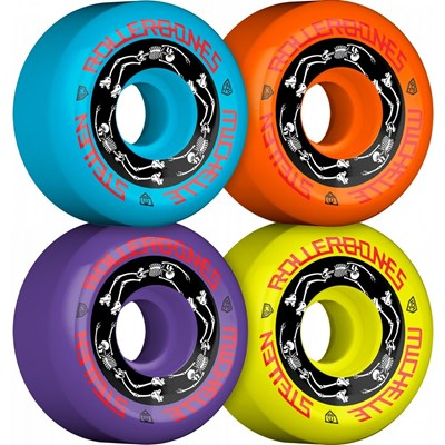 Moxi Michelle Steilen 'Estro Jen' 101a 57mm Signature Roller Skate Wheels - Mult