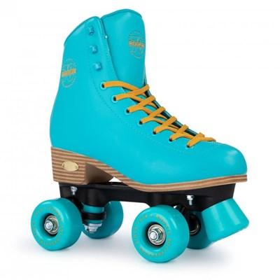 Classic 78 Blue Quad Roller Skates