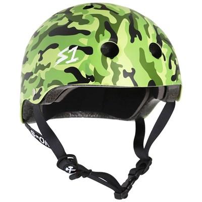 Lifer Helmet - Green Camo