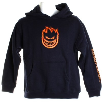 Charred Remains Hoody - Navy