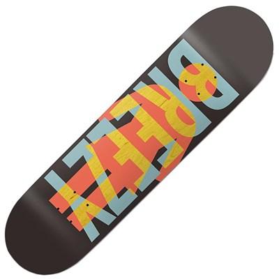 Breana Geering OG Knockout 8inch Skateboard Deck