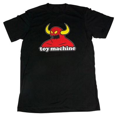 Monster S/S T Shirt - Black
