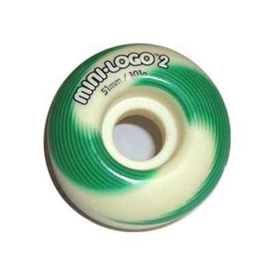 Mini Logo 2 Wheel