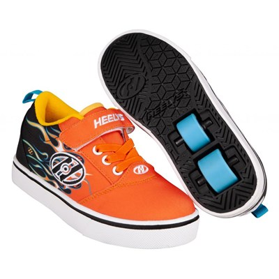 Pro 20 X2 Flame Multi Kids Heely X2 Shoe