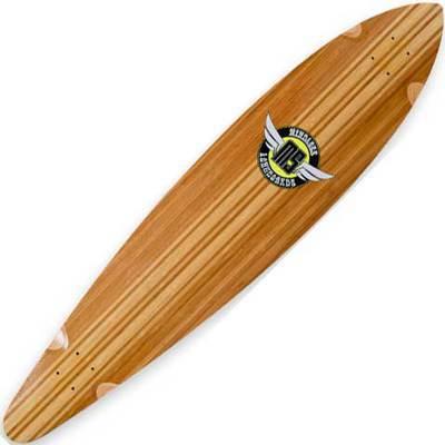 ML4001 Maverick Longboard Deck