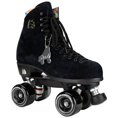 New Lolly Quad Roller Skates - Classic Black