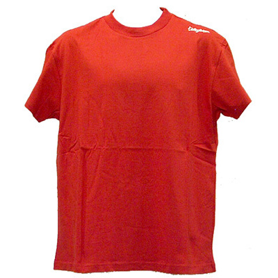 Cash Cow Basic S/S T-Shirt - Red