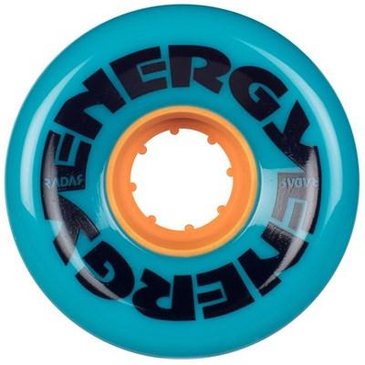 Energy 62 - 62mm/78a Roller Skate Wheels - Bright Teal