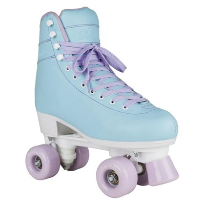 Bubblegum Quad Roller Skates - Blue