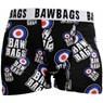 Bawbags Mod 2 Black Boxer Shorts