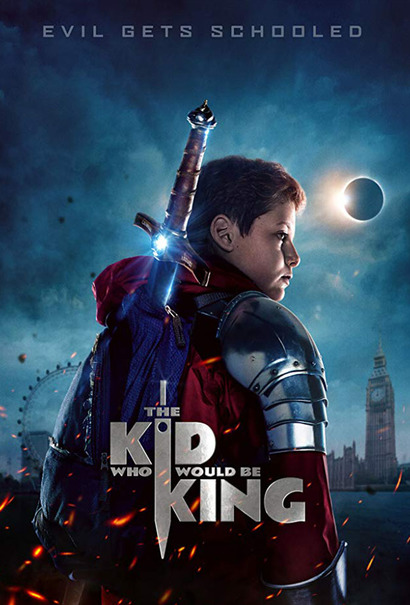 Medium the kid who would be king