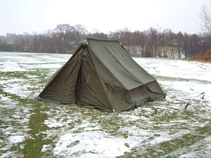 5 Man Arctic Ridge Tent - Ex British Army & Anchor Supplies - Props - Government Surplus - Derbys - Television ...