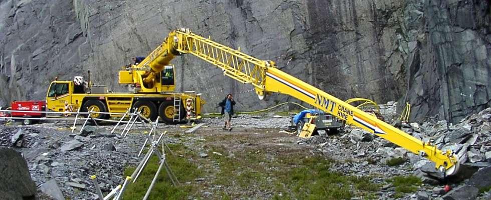 Telescopic Crane Hire : Nmt crane hire cherry pickers access platforms bucks