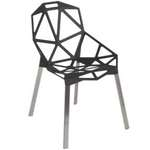 Hip Props - Konstantin Grcic Chair One in grey - Kays