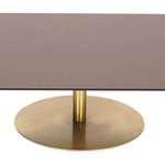 Hip Props - Tom Dixon Flash coffee table - Kays