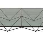 Hip Props - Paolo Piva Alanda coffee table B&B Italia furniture hire - Kays