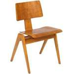 Hip Props - Robin Day Hillestak chairs - Kays